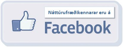 Náttúrufræðikennarar eru á Facebook